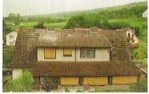 Beschichtung, wasserabweisend, Dach